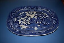 Blue Willow by Allerton Platter
