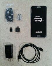 Samsung Galaxy S6 Edge+ SM-G928A - 32GB - Sapphire Black (AT&T-Unlocked)