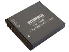 original intensilo® Akku 1.000mAh für PANASONIC Lumix DMW-BCE10 / DMW-BCE10E