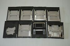 Paquete de cámara Polaroid película Lote de 8 Cartuchos Vacíos Para Marcos De Fotos O Crafts