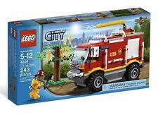 Lego City Town 4208 FIRE TRUCK Tree Hose Fireman NISB Xmas Present Gift