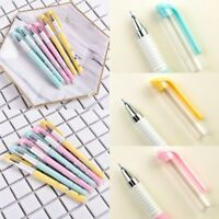 3X 0.38mm High Quality Erasable Blue Gel-ink Pen Office Stationery Supplies Gift