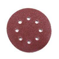 40 x Mixed Grit Sanding Discs For PEX 220/300 Random Orbital Sander 125mm A1F3