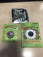 Swine Sucker Kidrobot Madballs Enamel Pin Series 1
