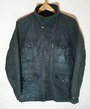 Men's Barbour Sapper Insulated Wax Jacket (Size Medium)