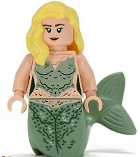 Lego Mermaid Pirates of the Caribbean 4194 2-sided head NEW