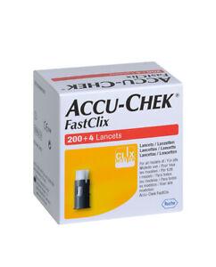 Accu-Chek FastClix Lancets. Qty 1 04 03/2023