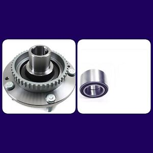 FRONT WHEEL HUB &BEARING FOR KIA SORENTO 2003-2006 4WD WITH ABS /1 SIDE LH OR RH