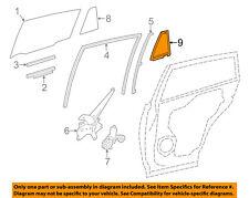 Toyota Oem 13-16 Rav4 Glass-Rear Door Window-Weatherstrip Seal Right 681880R030
