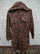 1950s Austrian Army KAZ59 Pea Dot Camouflage Parka Smock Combat Jacket