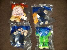 LOT OF 4 - 2006 McDonald's Build-A-Bear #4, 5, 6 & 8 - Mix Set *New In Package*