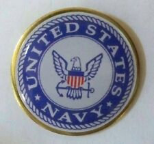 US Navy lapel pin, proudly made in America