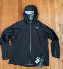 Under Armour Pertex Storm Scrambler Womens Hiking Jacket 1315122-002 XL NWT $160