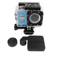 Black Original Protective Plastic Housing Lens Cap Cover For Camera Sj4000