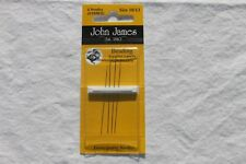 Size 10/13 Long Beading Needles,Crafts,Beads & Jewelry Making 4 needles per pack
