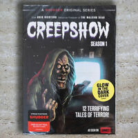 Creepshow Complete Season 1(DVD, 3-Disc Region 1) Fast Shipping US Seller