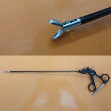 5 Mmx 330 Mm Laparoscopic Storz Type Biopsy Grasping Forceps Laparoscopy Addler
