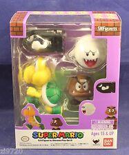 S.H. Figuarts Mario Diorama Playset D Super Mario Bros Figure IN STOCK US Seller