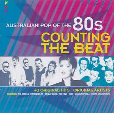 [BRAND NEW] 2CD: AUSTRALIAN POP OF THE 80s: COUNTING THE BEAT