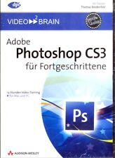 Video 2 Brain Adobe photoshop cs3 pour avancées (mac et pc)