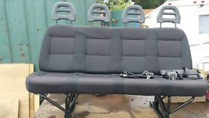 Citroën - Rear Seats, BRAND NEW, 4 Seater, with seatbelts, Motorhome conversion