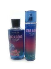 bath and body works bora bora citrus surf shower gel and fine fragrance mist