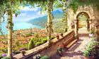 Home Art Wall Decor Mediterranean Scenery Oil Painting Printed on canvas