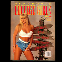 Playboy's NSS College Girls (V.3 1991) Special Edition (Very Fine) ACC, Big East