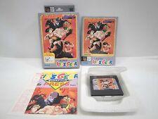 GAME GEAR -- VIRTUA FIGHTER mini -- Boxed. KIDS. SEGA JAPAN. GOOD!  Work fully!