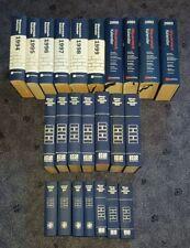Mauerwerk - Kalender Sammlung  24 Bände 1976 / 77 & 1982 Bis 2003 Ernst & Sohn