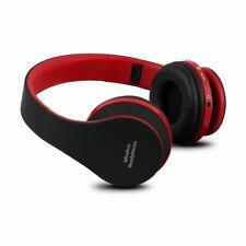 Ueleknight Over-ear Headphones, Professional Headphones with Built-In Mic, Fold-