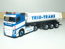 Herpa Volvo FH Rundmulden-Sattelzug Trio-Trans 308533