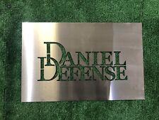 Daniel Defense Wall Sign