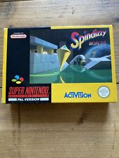 Spindizzy Worlds - Snes - Pal