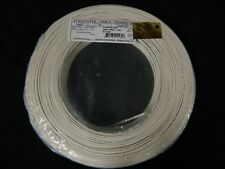 22 GAUGE 2 CONDUCTOR 200FT WHITE ALARM WIRE STRANDED COPPER HOME SECURITY CABLE