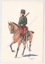 CP MILITARIA J DEMART Costumes Militaires guides tenue de campagne 1914