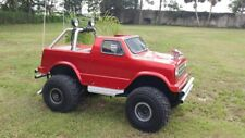 custom Shriner parade go cart red ford truck
