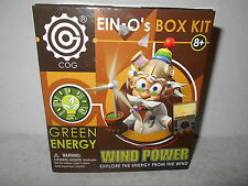 Ein-0's Box Kit Green Energy - Wind Power