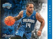 2012 13 Panini Prestige #104 Jameer Nelson Orlando Magic NM NBA Trading Card