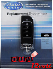 Automate 7143A 1-Way 4-Button Supercode Remote Control for 3203A & 3303A