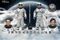 NECA - INTERSTELLAR - LIMITED EDITION ACTION FIGUR - 2-PACK  - NEU/OVP