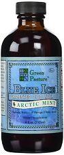 Green Pasture Fermented Cod Liver Oil Arctic Mint 237 ml / 8 fl oz Liquid