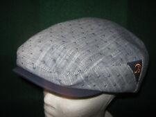 """Robert Graham CAFACITO Men's CAP X-Large """"NEWSBOY"""" (NWT) Navy Blue"""
