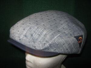 "Robert Graham CAFACITO Men's CAP XX-Large ""NEWSBOY"" (NWT) Navy Blue"