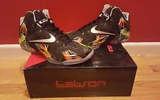Nike Lebron 11 XI Everglades size 13