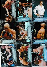 2010 Topps UFC Main Event 150 Card Set & Inserts Ultimate Fighter Top 10 Fights