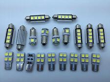 AUDI A4 B6 B7 S4 RS4 AVANT FULL LED Interior Lights KIT 20 pcs SMD Bulbs White