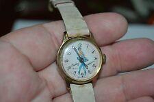 Vintage Bradley Ballerina 1950s Girl's Wristwatch Watch NEEDS FIX Parts Repair