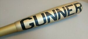Gunner Warstic 29in 19oz -10 2 3/4th 2-Piece Hybrid Construction Bat USSSA USED