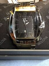 Bulova 98D005  mens watch          RETAIL   $ 425.00